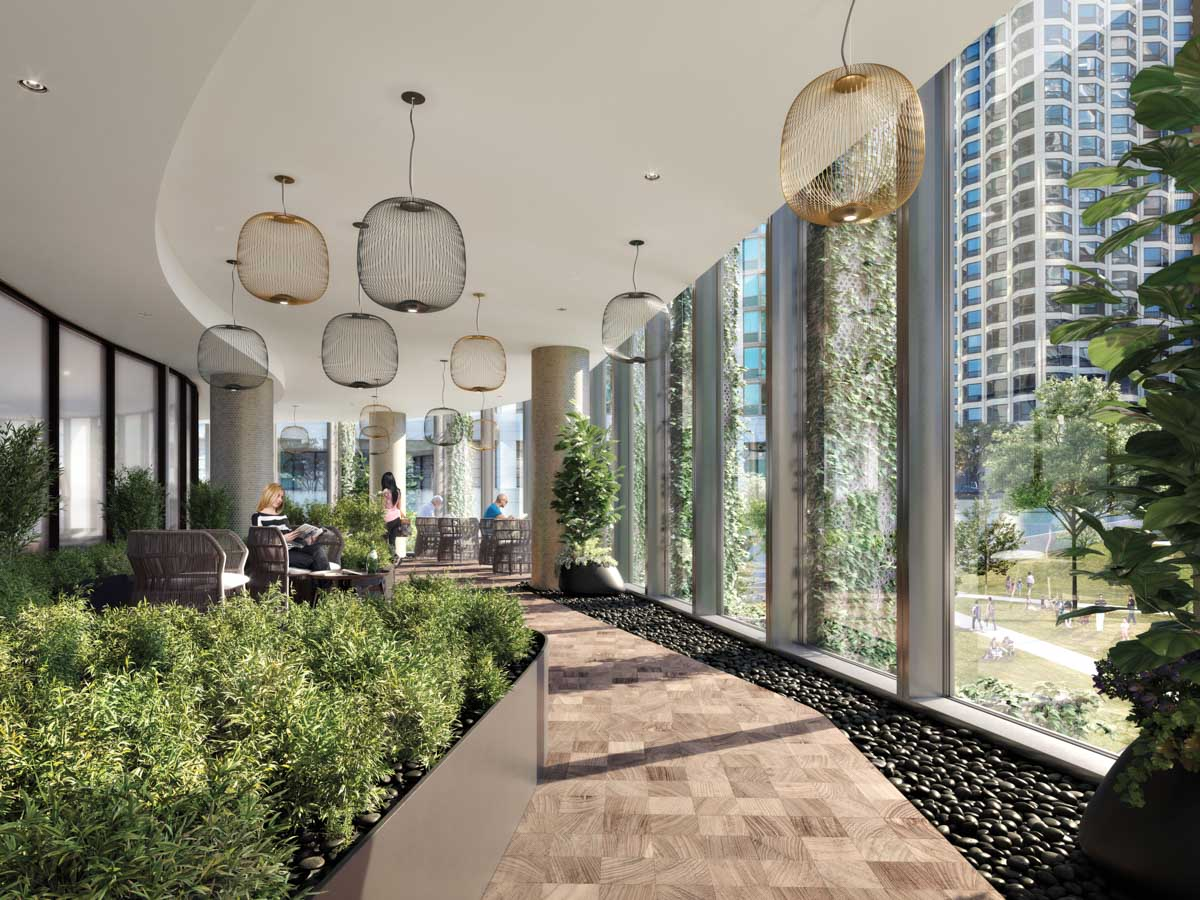Live Among Nature At This Development In Chicago's Lakeshore East {Live Among Nature At This Development In Chicago's Lakeshore East} – English