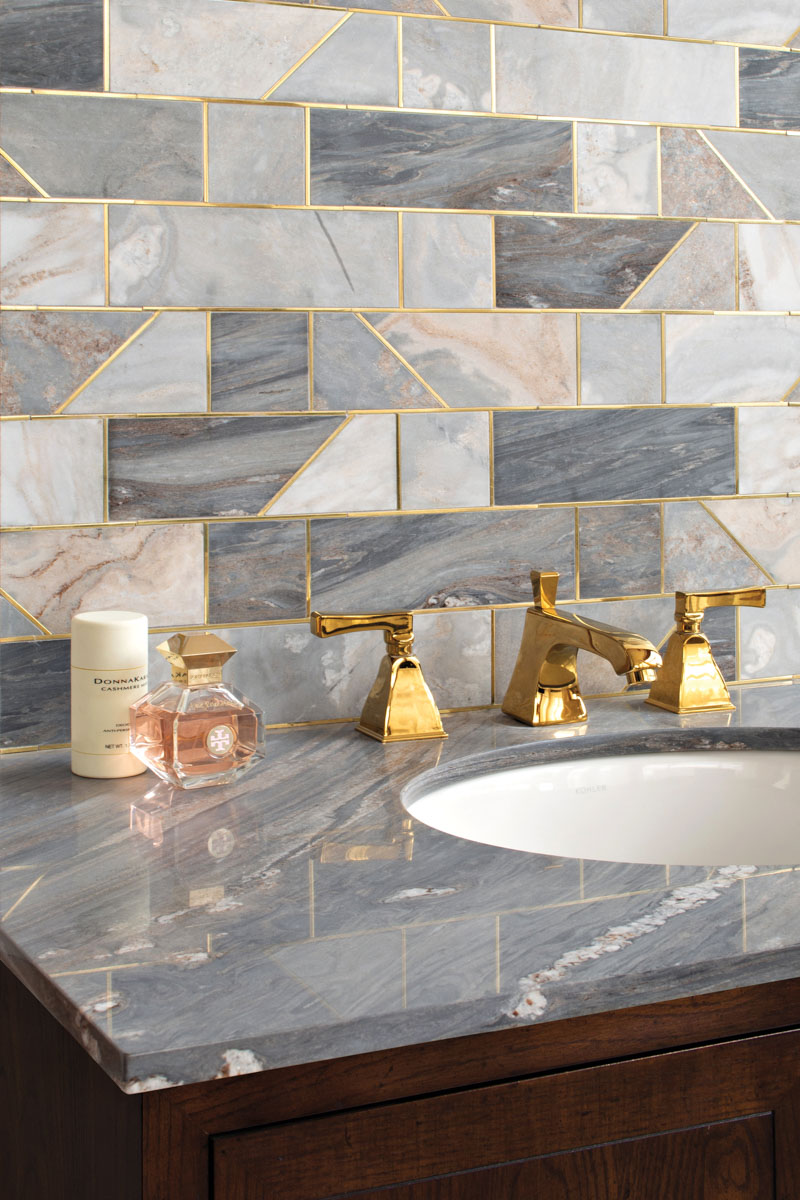 Say 'Hello' To The Glam Tile Inspo In This Must-Follow Insta Feed {Say 'Hello' To The Glam Tile Inspo In This Must-Follow Insta Feed} – English