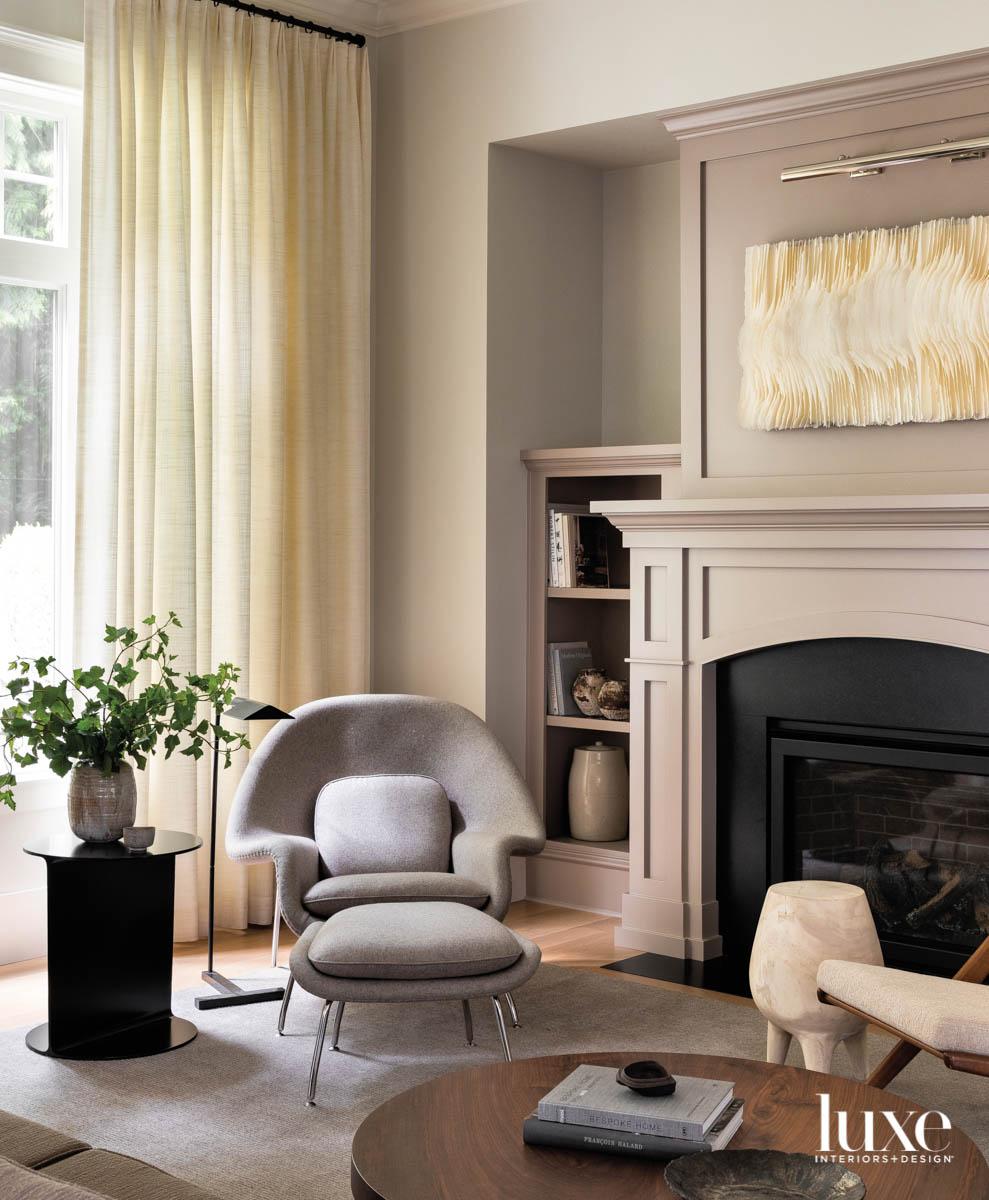 Detail shot of living room...