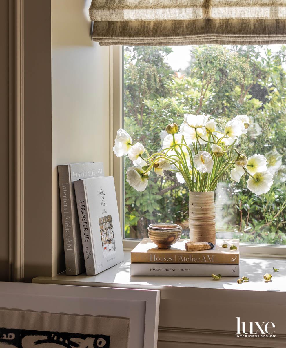 Detail shot of office window...