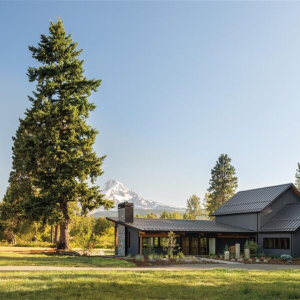 Uncover The Hidden Secrets Within This Organic Oregon Family Home