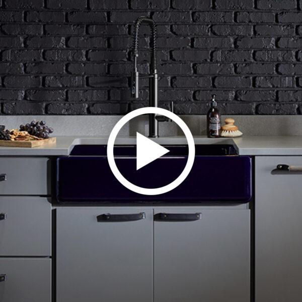 'Designed For A Lifetime' With Kohler