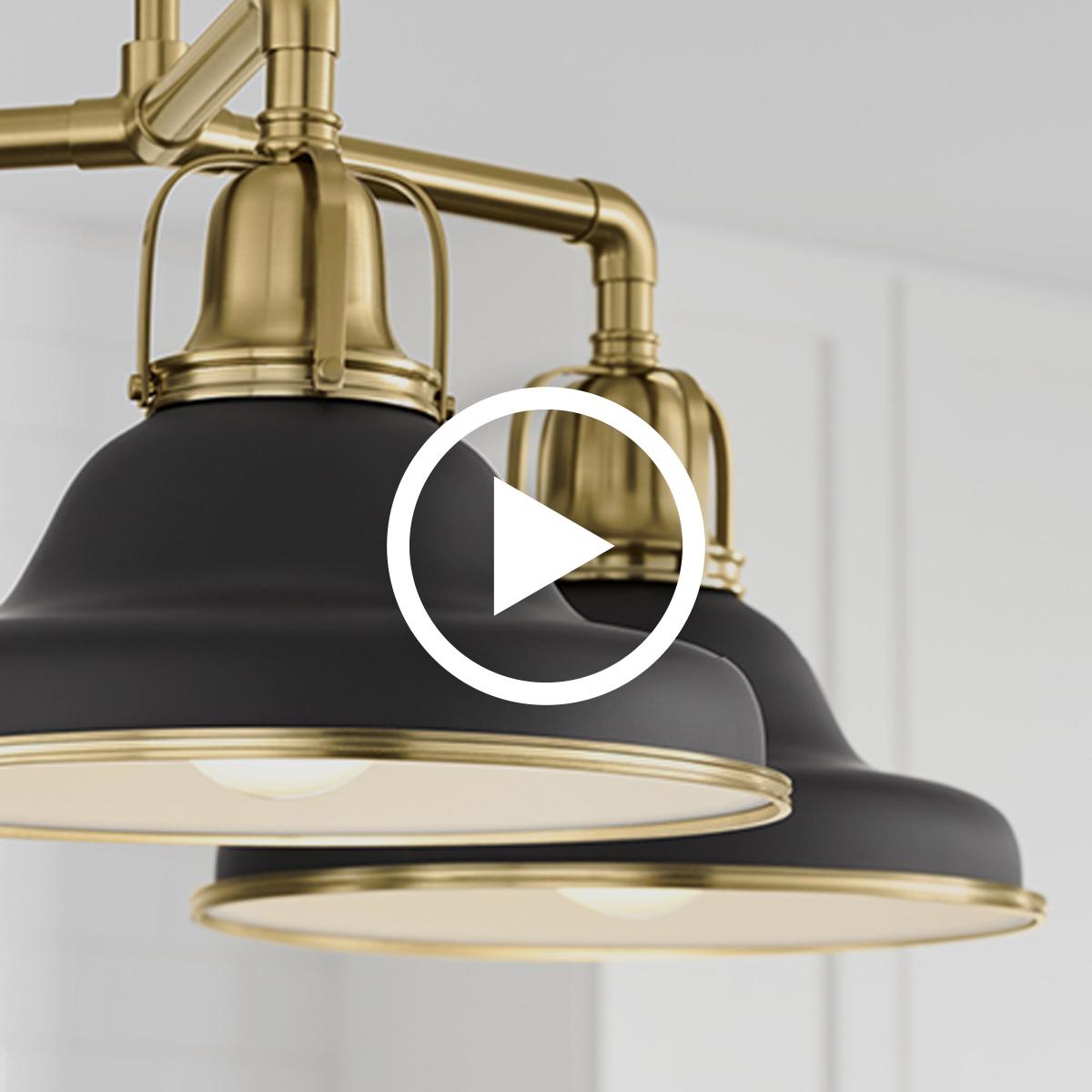 The Enlightened Kitchen: Kohler Lighting