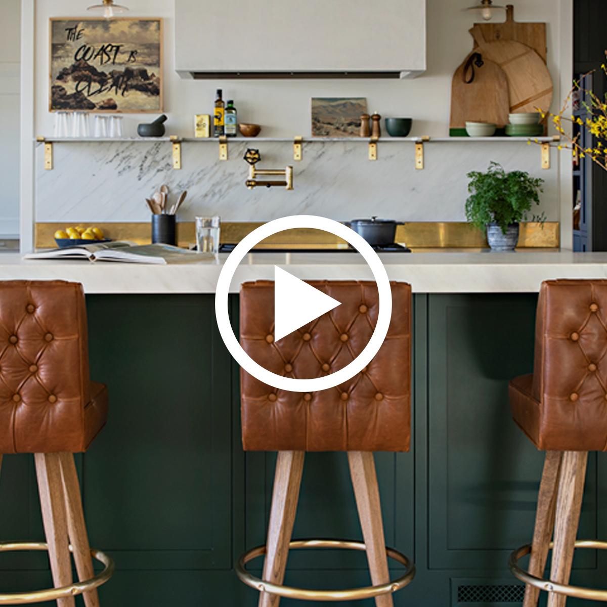 Kitchen Tour With Raili Clasen