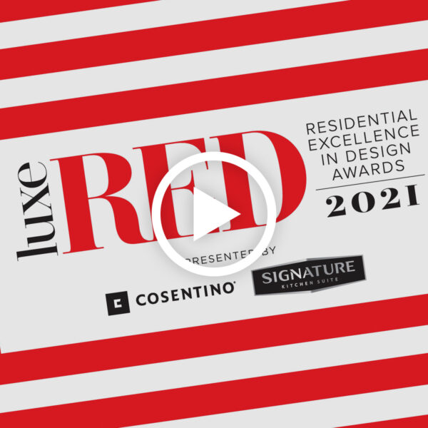 2021 Luxe RED Awards Ceremony
