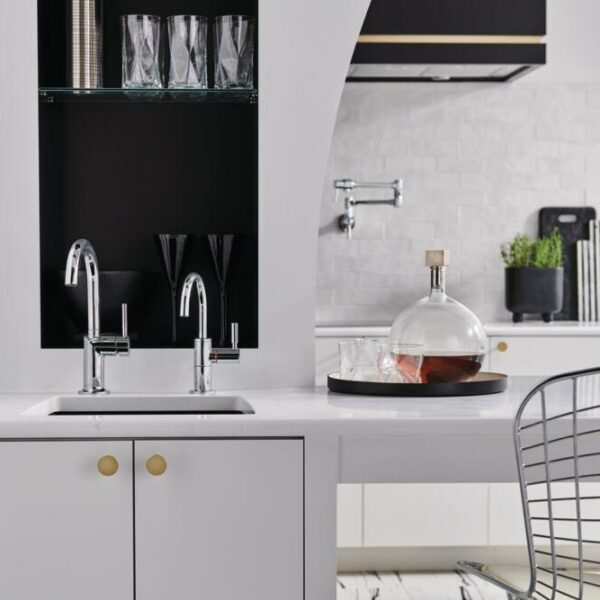 Odin® Bar Faucet and Instant Hot Faucet