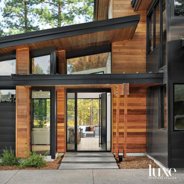 Pretend You're OOO In This Elevated Modern Mountain Flagstaff Home