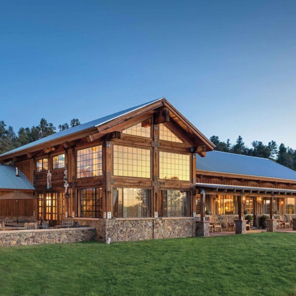 Get Away From It All On This Luxury Ranch Retreat