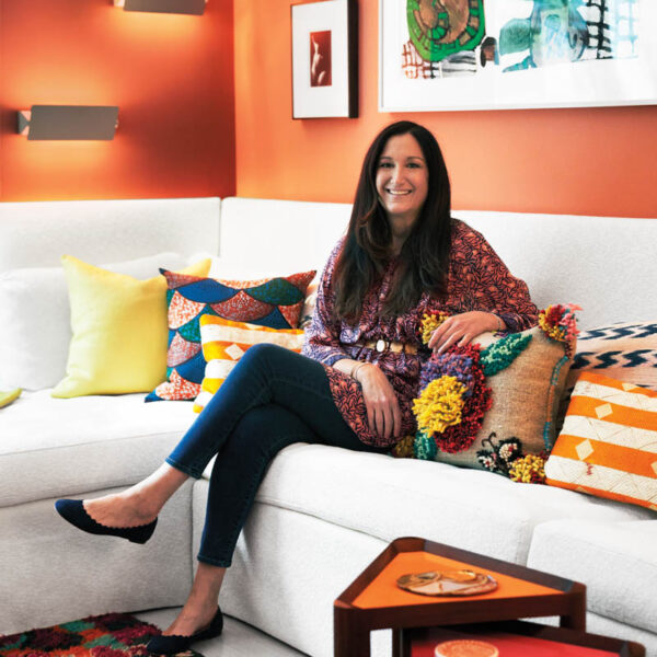 Why You Should Go All In On Color Like Sara Bengur