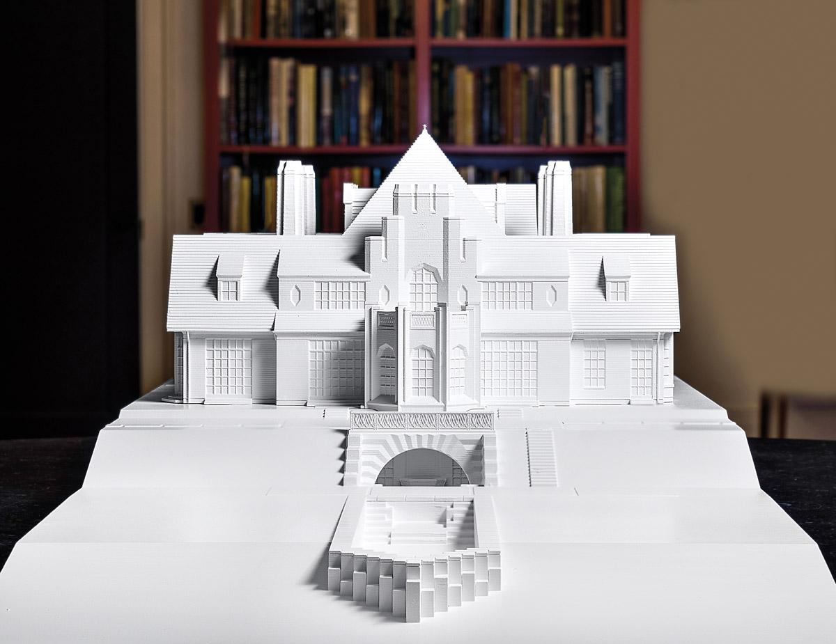 Peter Pennoyer 3D Model