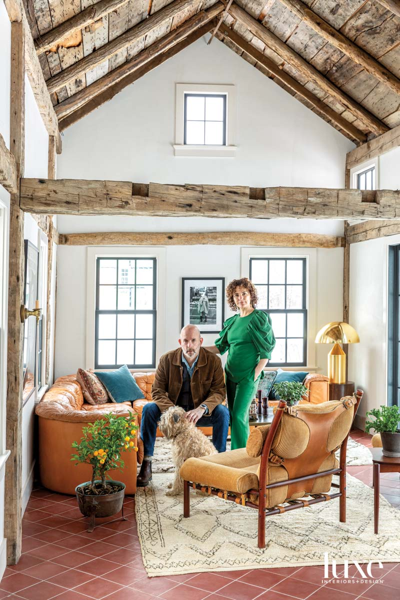 Rafe Churchill and Heide Hendricks