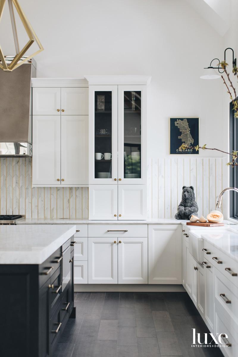 white farmhouse kitchen with iceberg...