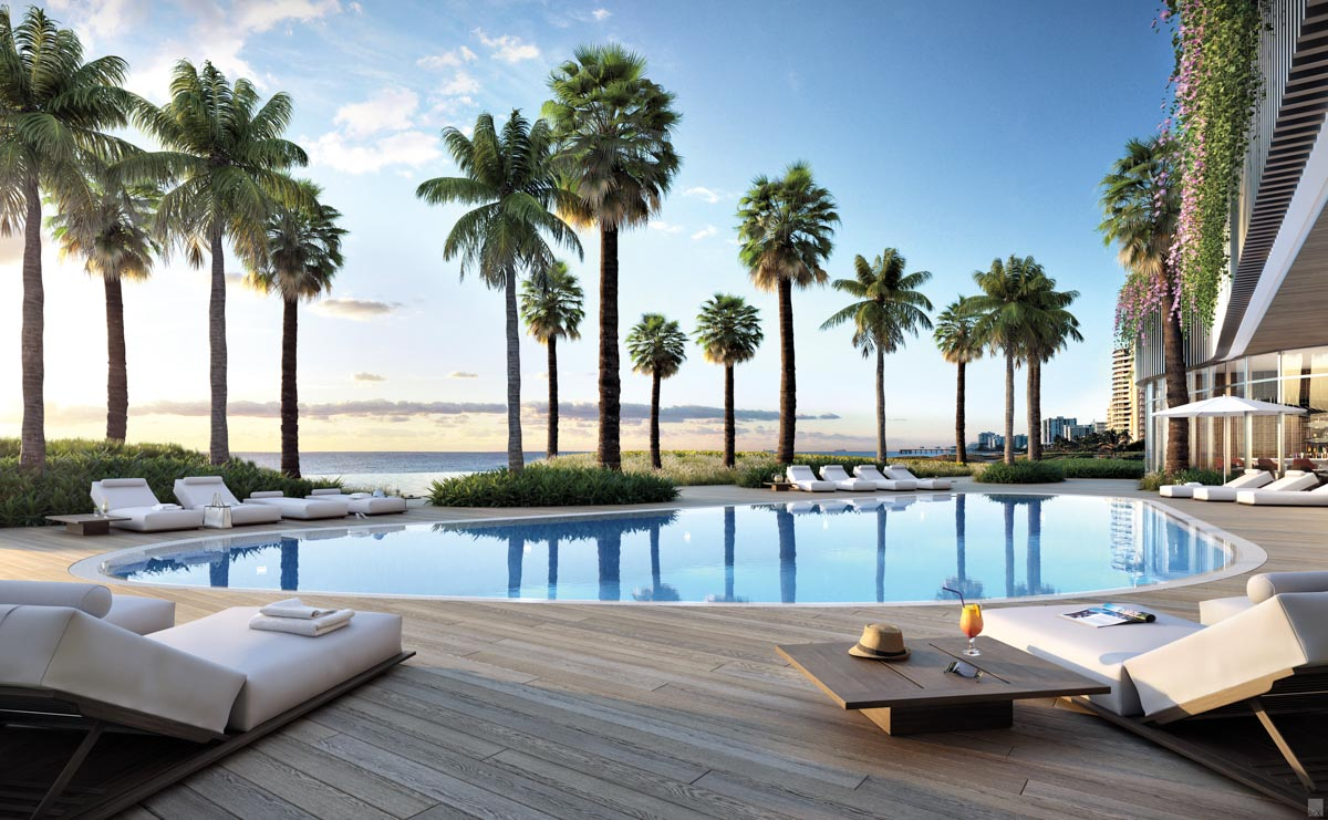 What Makes The Area's Only On-The-Sand Luxury Condo So Special {What Makes The Area's Only On-The-Sand Luxury Condo So Special} – English