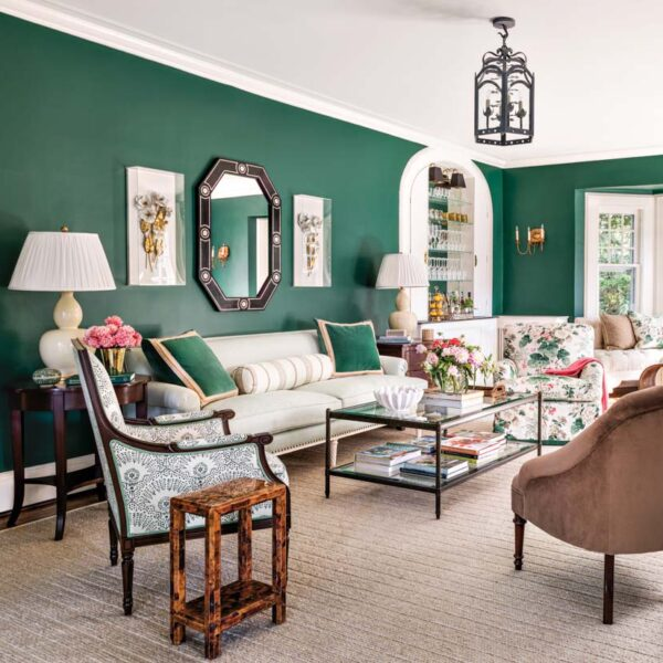 Be Inspired By The Fresh Look Of This Historic Bronxville Charmer