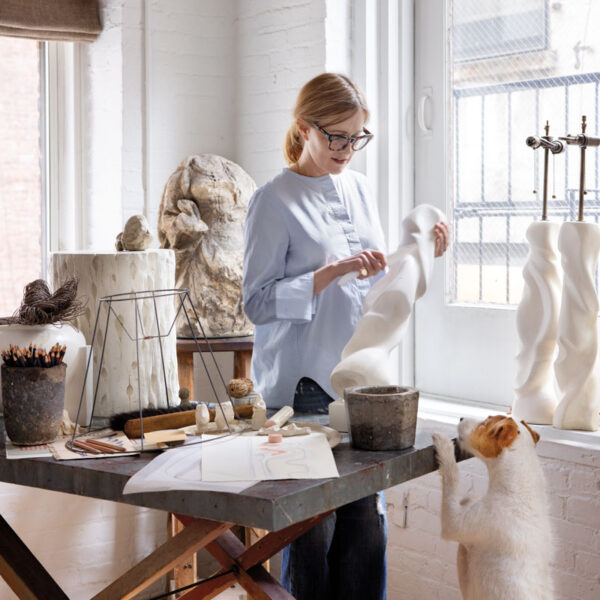 A Designer's Evocative Home Collection Brings Her Back To Her Roots