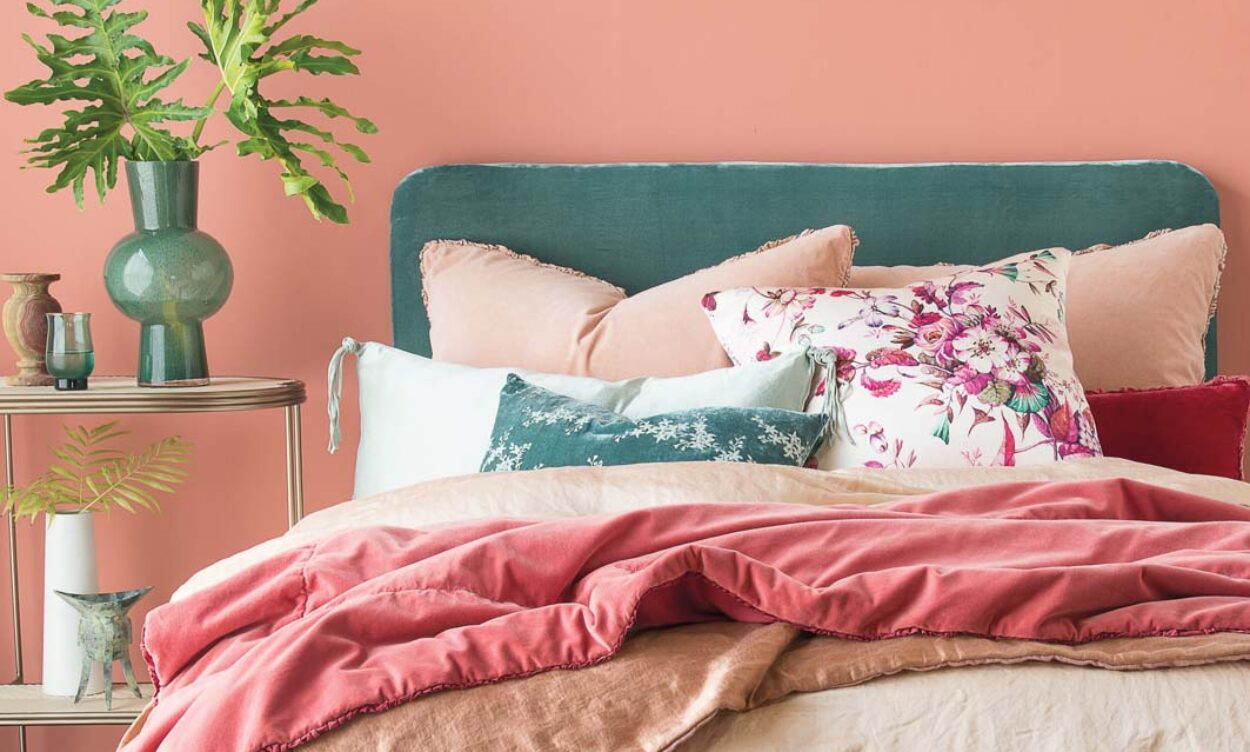 The Moroccan-Inspired Bed Linen Collection Fit For Royalty