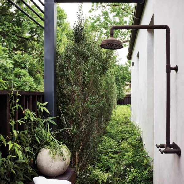 Add The Luxury Of Vacay To The Everyday With Open-Air Showers