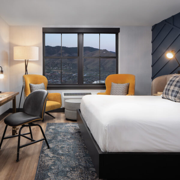The Hotel Breathing Fresh Life Into Colorado's Mining History