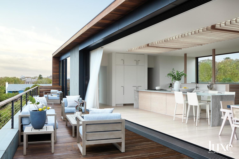 floor to ceiling glass doors
