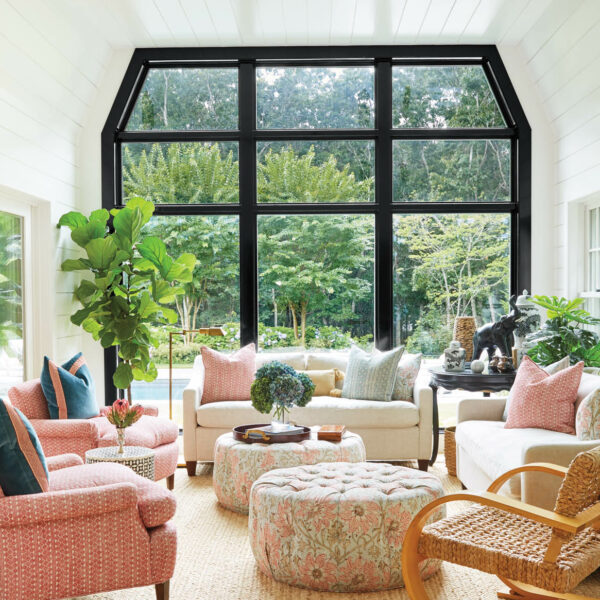 How A Hamptons Farmhouse Became The Ultimate Year-Round Retreat