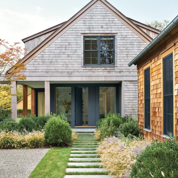 This Plush Amagansett Family Home Defies Stylistic Boundaries