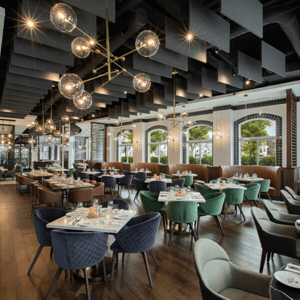 Dine In Style At New Jersey's Latest Hot Spot