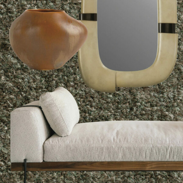 If You Like Neutrals And Organic Materials, This Trend Is For You