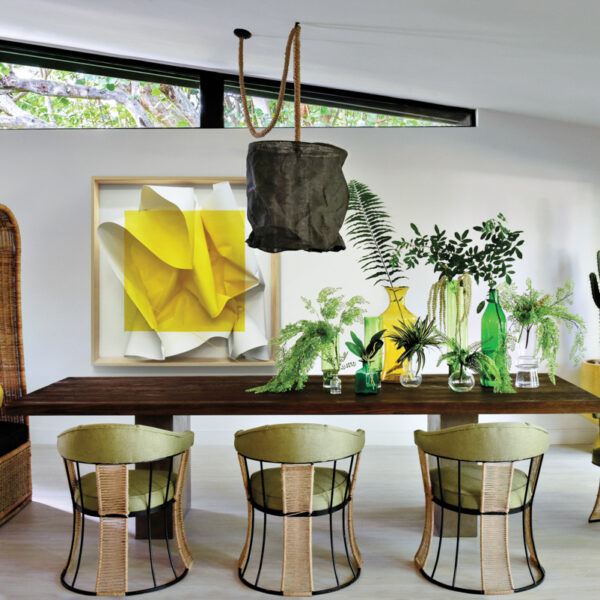 There's No Shortage Of Fun In This Tropical Modern Delray Oasis