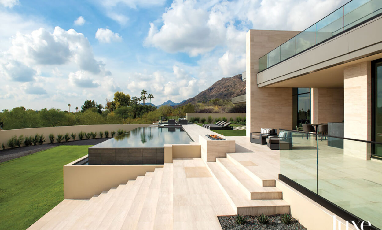 An Arizona Retreat Goes All In On Modern Design And Muted Tones