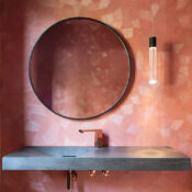 Let These Jewel-Box Baths Make The Case For Playful Accents