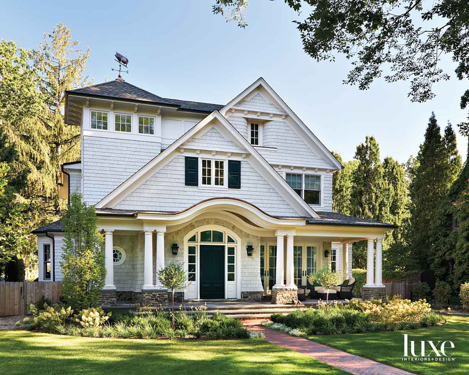A Wilmette Home Delivers On A Wish For A More Laid-Back Lifestyle {A Wilmette Home Delivers On A Wish For A More Laid-Back Lifestyle} – English