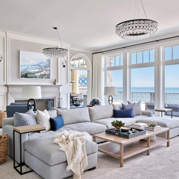 Resort Amenities Make For The Ultimate Lakefront Home Near Chicago