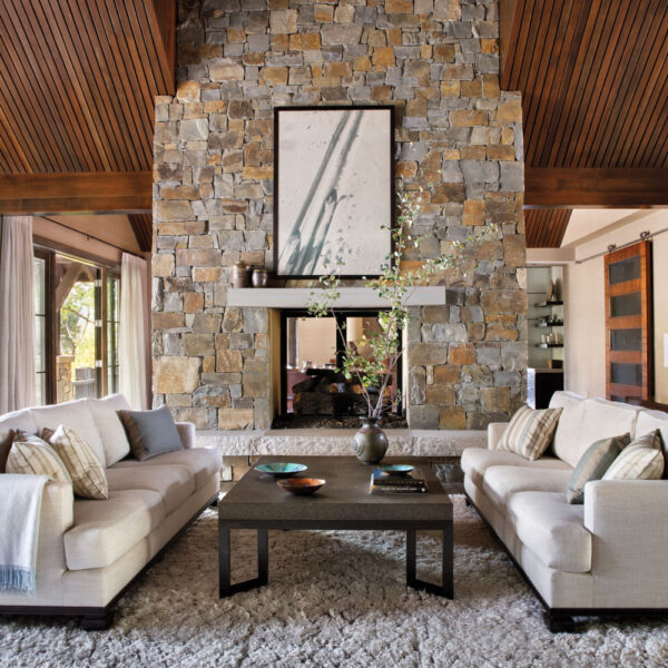 Joy Fills A Swiss Chalet-Inspired Colorado Home With Global Notes