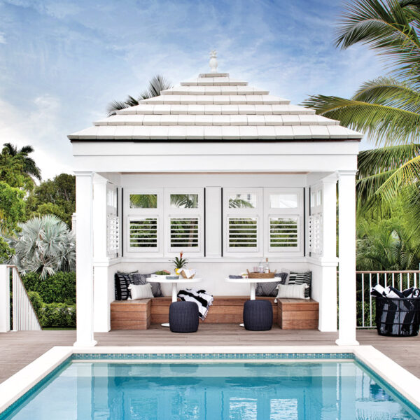 Inside A Key Largo Compound With An Island Treehouse Feel