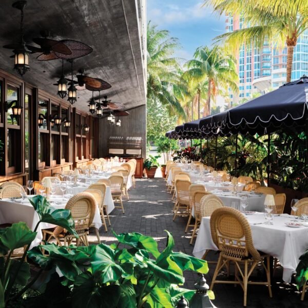 Carbone Miami Dazzles With Interiors By Ken Fulk