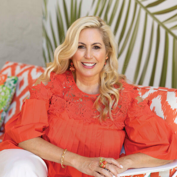 Carla Fonts Hrncir Is Bringing Her Colorful Style To Palm Beach