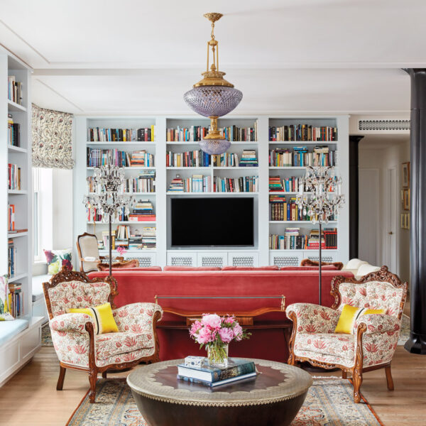 Prized Heirlooms Find Fresh Context In This Colorful Brooklyn Home