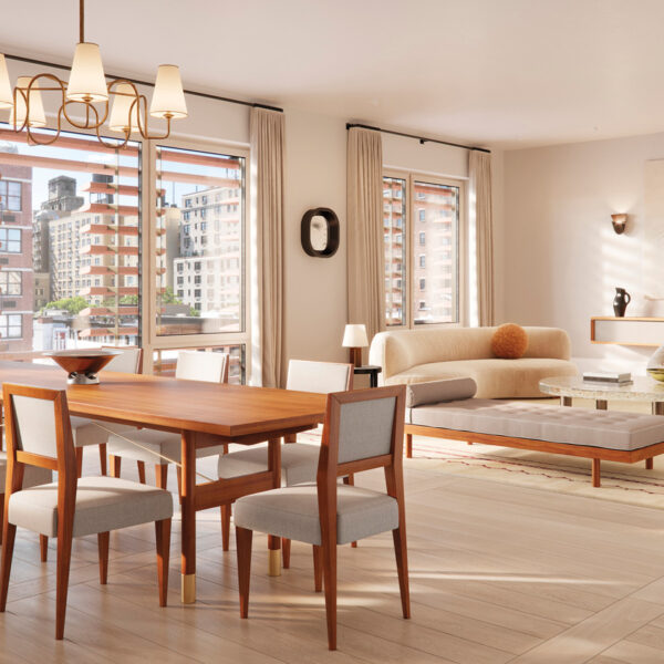 Beauty Meets Sustainability In These Boutique Condo NYC Homes