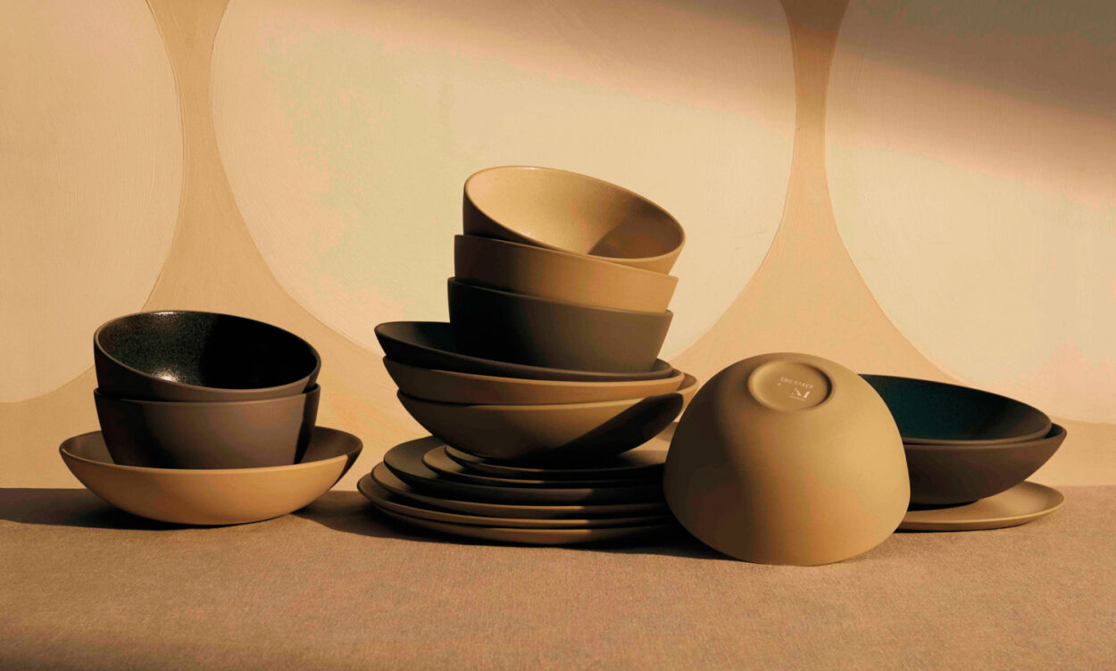 Up Your Tabletop Game With These Understated Ceramics