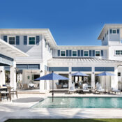 Tour A Juno Beach House Redolent Of New England And France