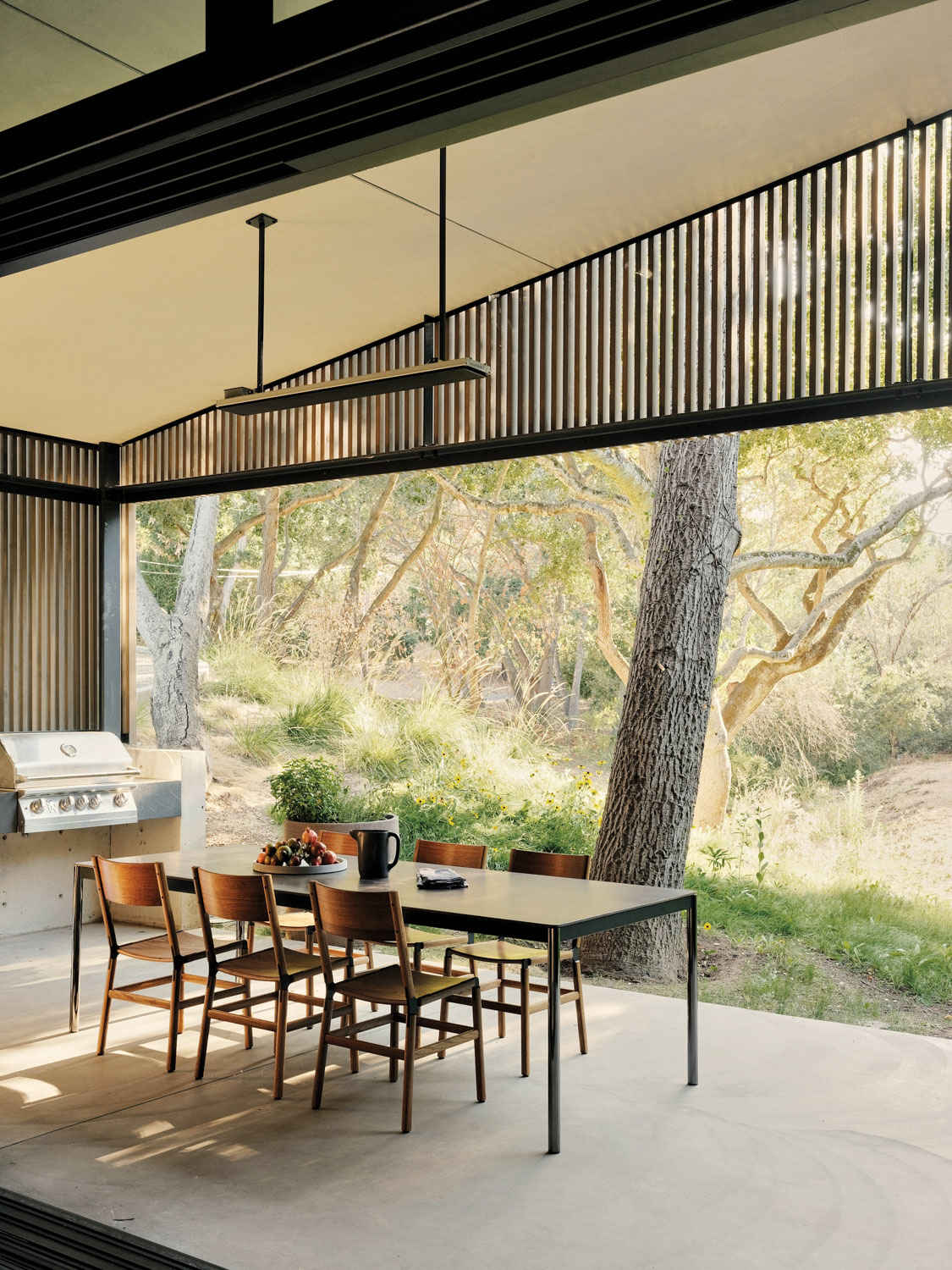 Field Architecture Los Altos Hills residence