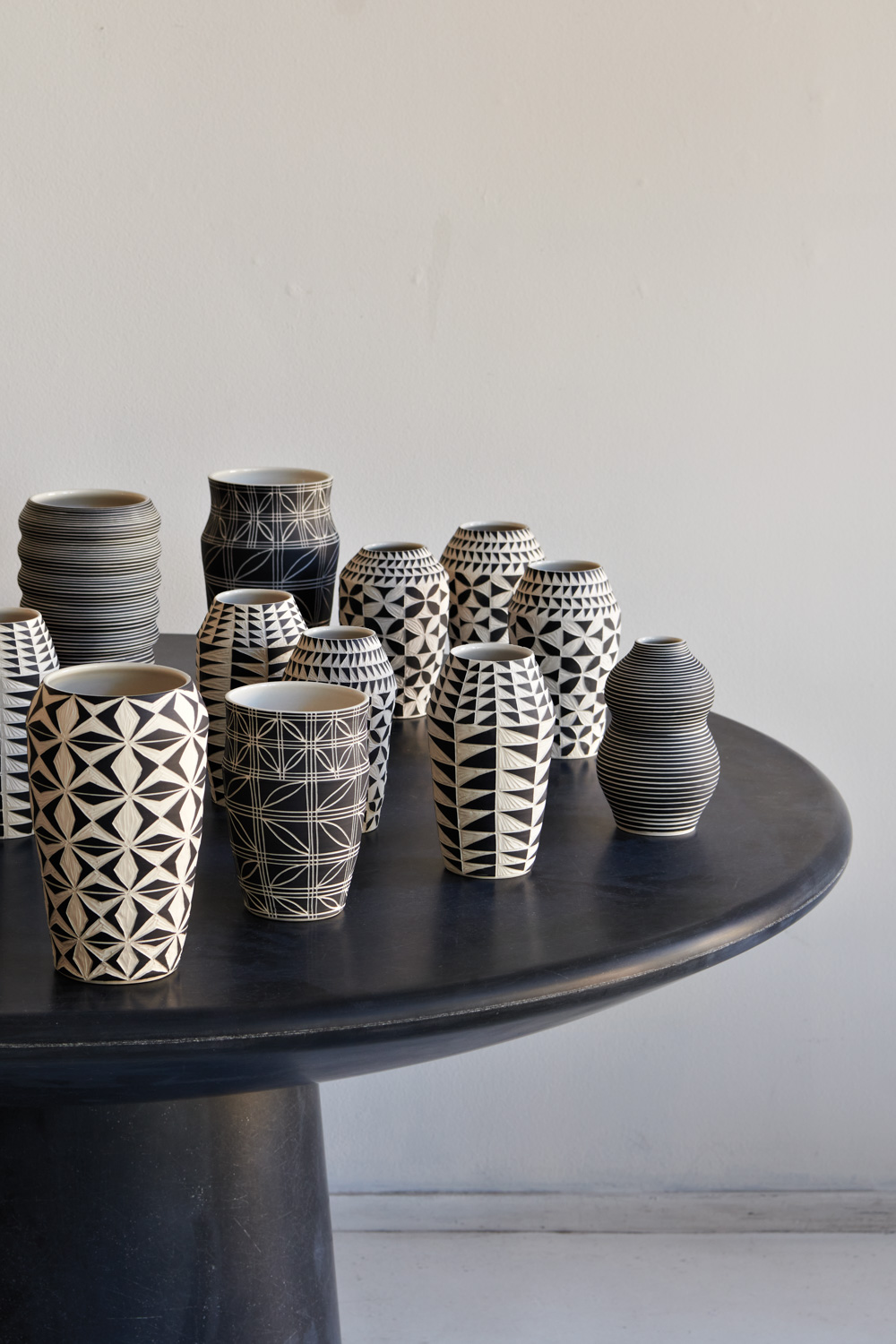 San Francisco home store March vases
