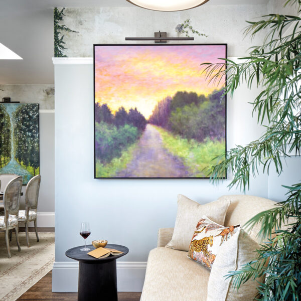 Nature Rules The Rooms Dreamed Up By This SF Designer