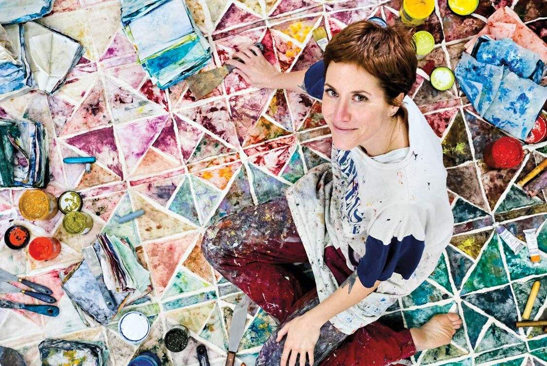 Painting Fragments Forge Fresh Works For This Charleston Artist