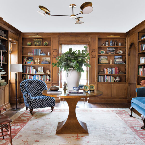 Inside A Renovated Dallas Abode That Honors Lineage And Antiques
