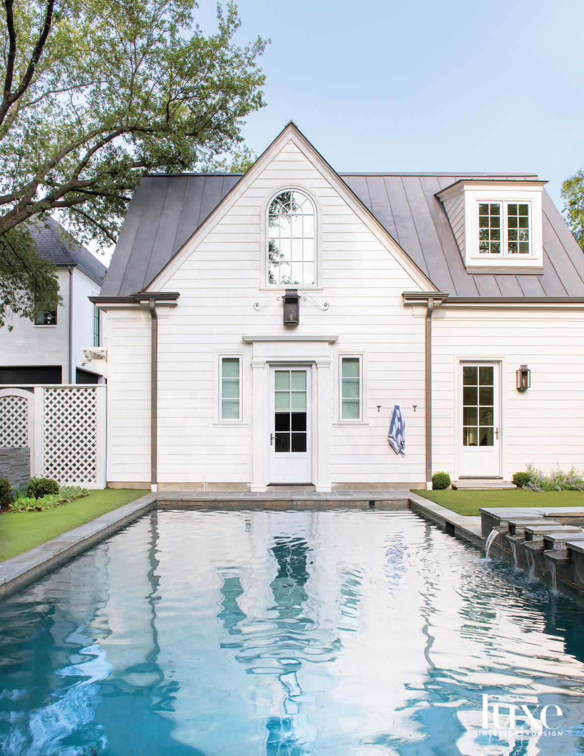 Cape Cod home exterior and...