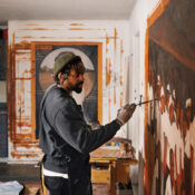 How Magazines Helped Shape This Dallas Artist's Portrait Of Success