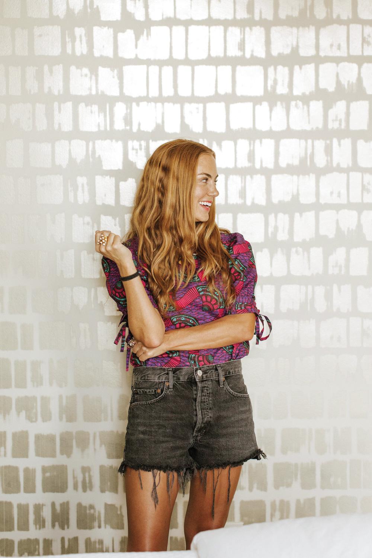 Austin designer Sarah Wittenbraker