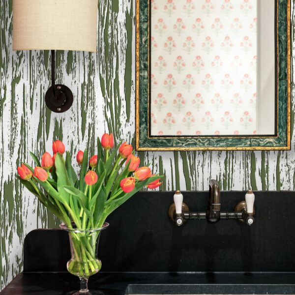 17 Designer-Approved Wallpapers For A Punchy Powder Room