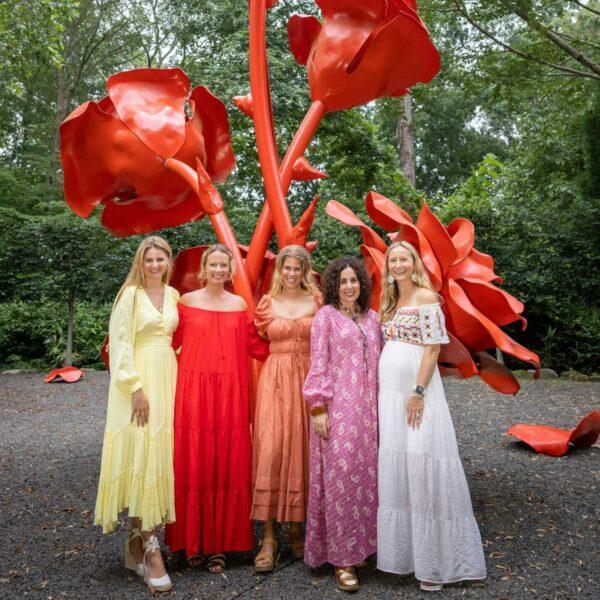 Luxe Celebrates The Hamptons